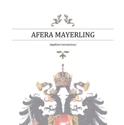 Afera Mayerling