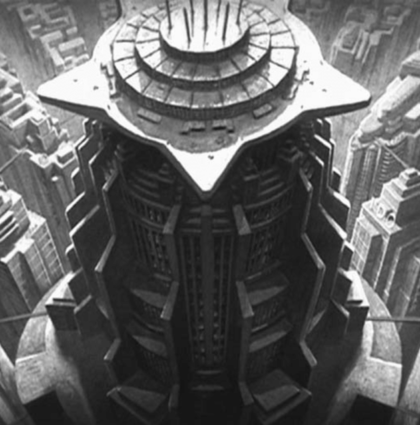 Larp Metropolis